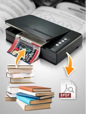 The Plustek OpticBook 4800 with eBookScan simply to get started making ebooks.