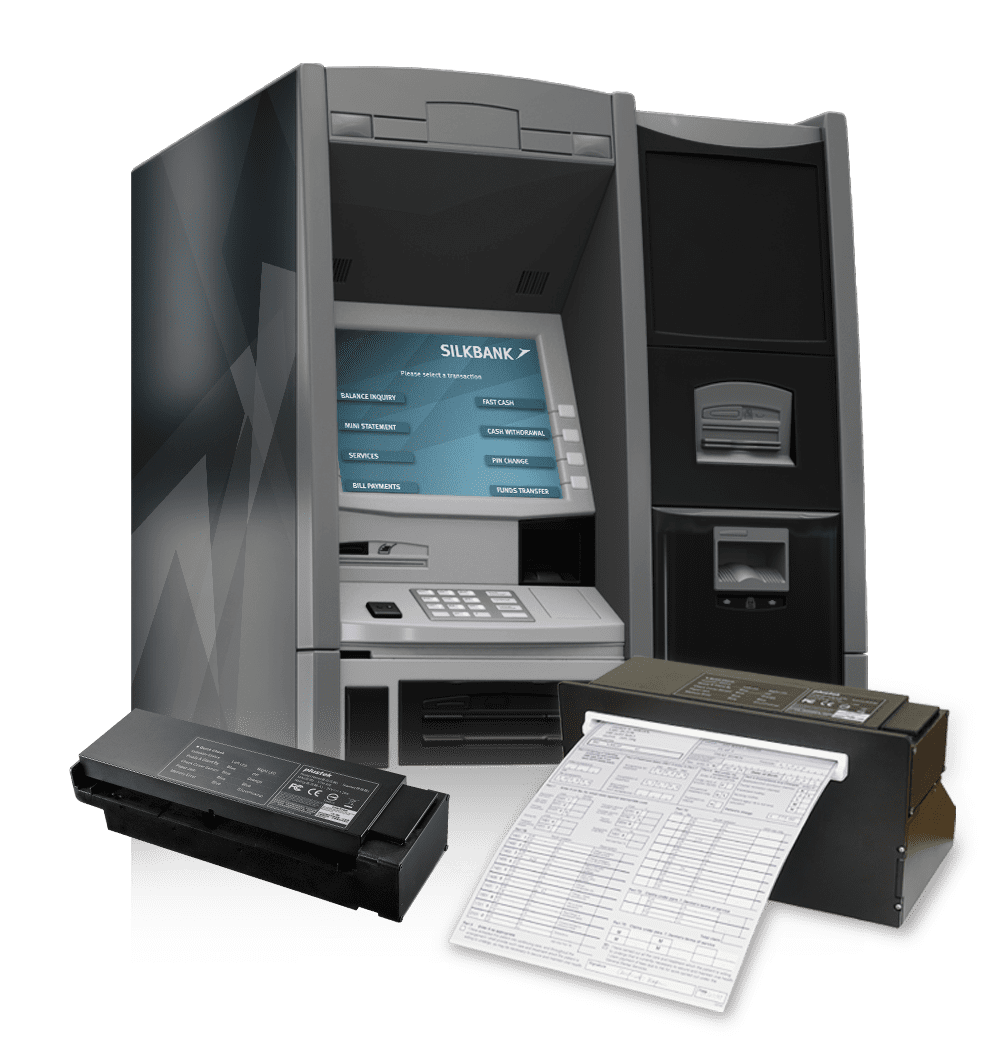 The VTM 300, a scan module that is easily integrated to kiosk or sercice desk. With no moving part and capable of ejecteing in both way it has been widely used in many industry, including: banking, healthcare, eduaction, and etc.