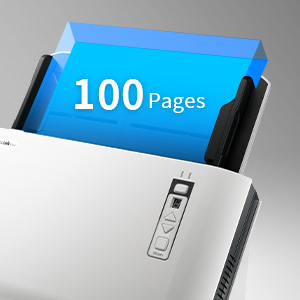 100 Pages Batch Scanning