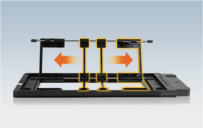 flexible adjustment film carriers