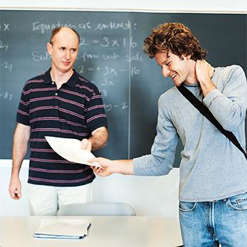 Examination paper