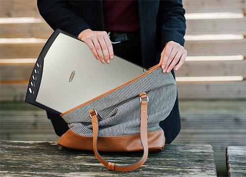 OpticSlim 2610 Plus is easy to be portable