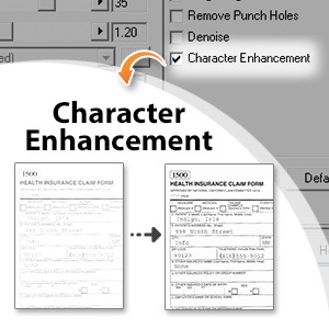 Character Enhancement