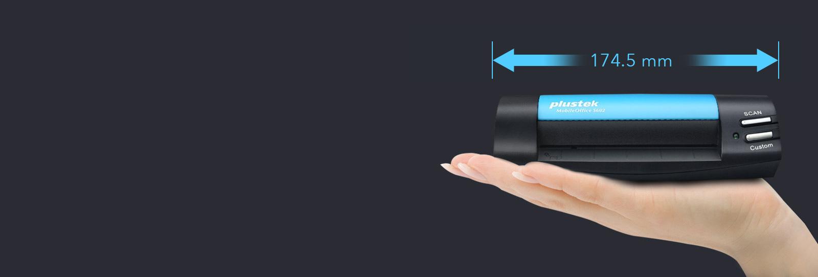 The highest resolution portable scanner ever