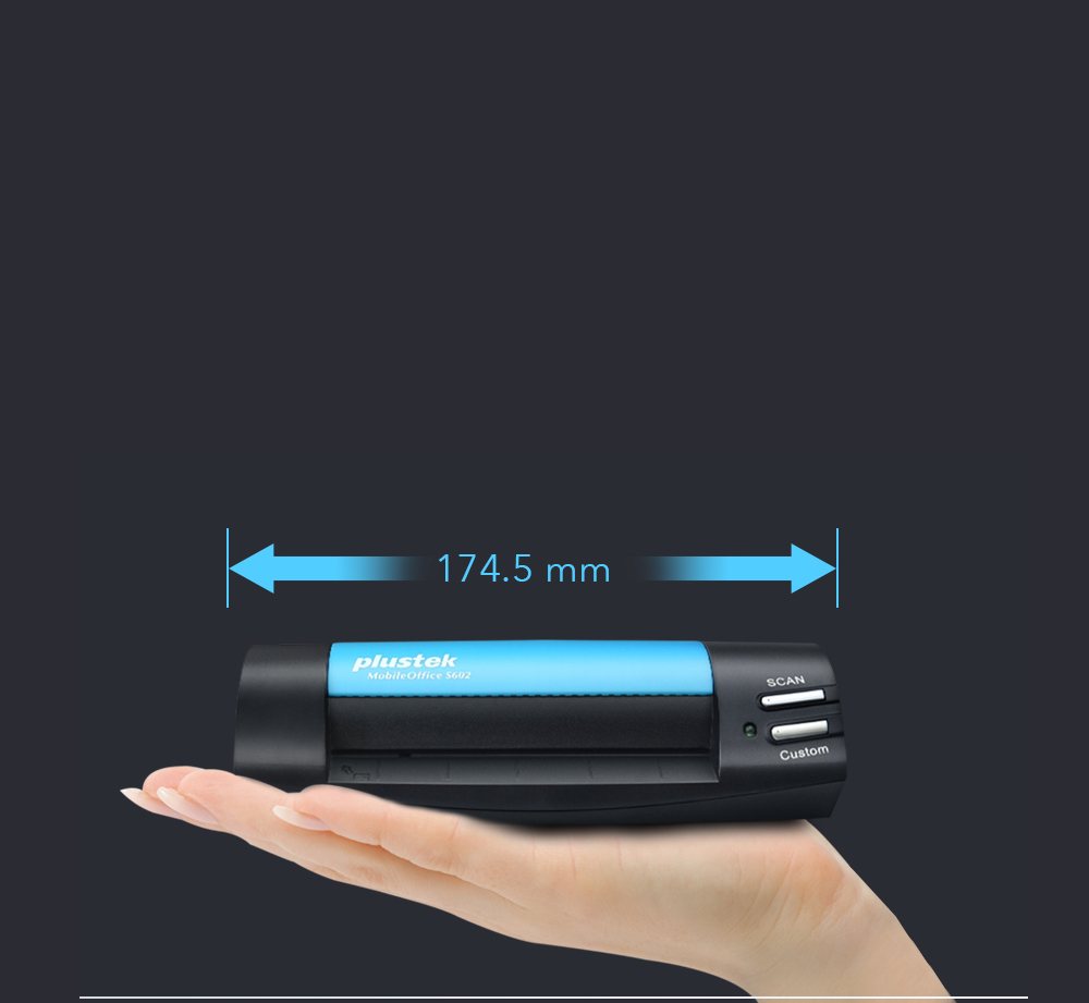 The highest resolution portable scanner ever