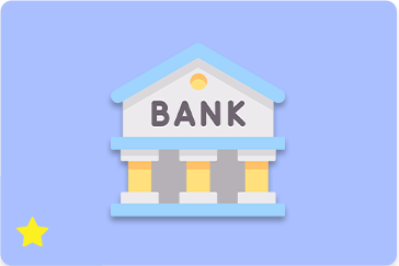 Banks requires financial documents or sensitive personal information to keep records.