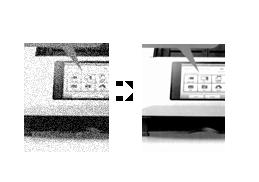 auto color dection auto rotate auto deskew remove blank pages remove punch holes remove background denoise character enhancement