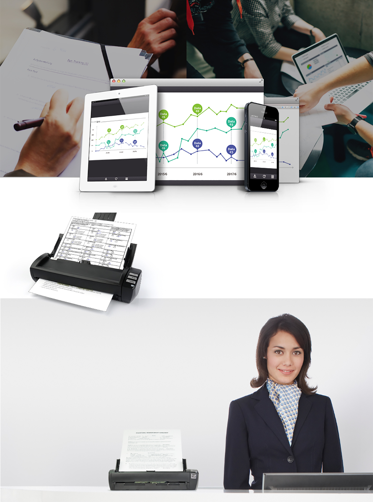 useful scanning solution for mobility and flexibility