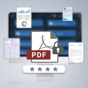 Encrypt PDF Documents