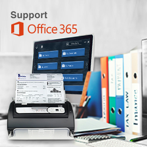 Supports Office 365