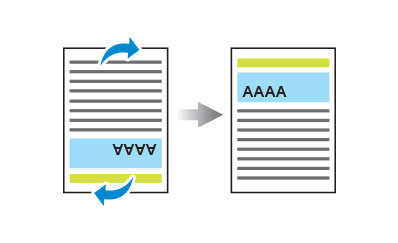 auto rotate your document image