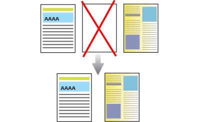 remove the blank page_reduce the file size and make your document more professional