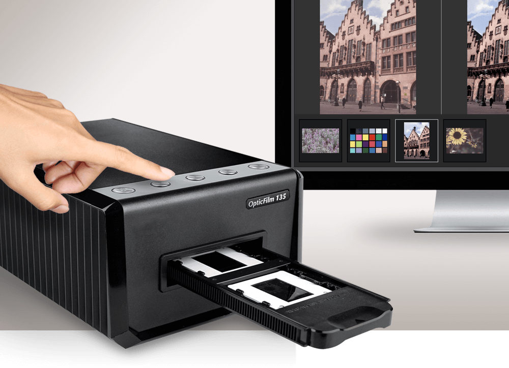 The Most Efficient Way to Convert Film to Digital