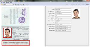 Mrz number in indian passport example