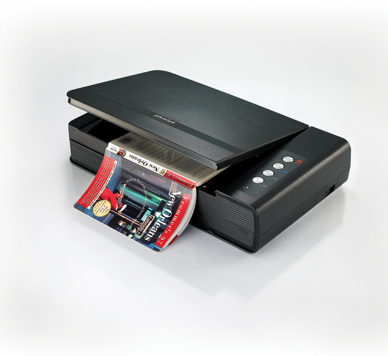 how to clean plustech scanner