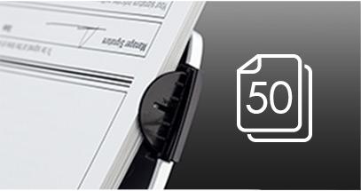 30/60ppm và khay ADF 50 tờ cho phép quét tài liệu văn phòng